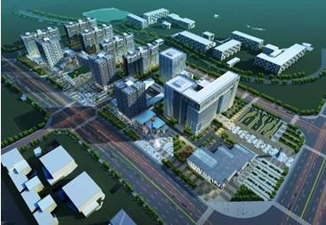 """江苏省南京市""""雨花软件园""""地铁综合体项目"""