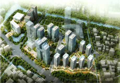 云南省昆明市盘龙新城核心区商务商业综合开发