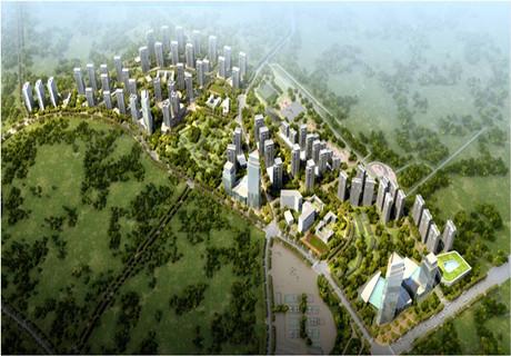 云南省昆明市北市区昆曲高速路口大型旧村改造