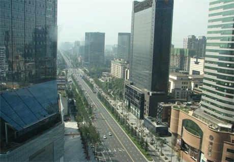 """四川省成都市""""航天科技大厦"""" 项目"""